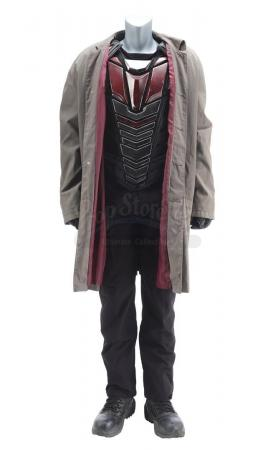 Lot #27 - Marvel's Agents of S.H.I.E.L.D. - Mike 'Deathlok' Peterson's Light-Up Season 1 Costume
