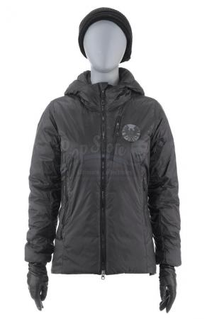 Lot #40 - Marvel's Agents of S.H.I.E.L.D. - Melinda May's S.H.I.E.L.D. Parka Jacket with Gloves and Hat