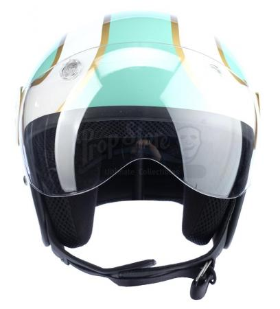 Lot #119 - Marvel's Agents of S.H.I.E.L.D. - Daisy Johnson's Motor Scooter Helmet