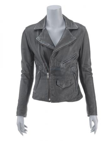 Lot #208 - Marvel's Agents of S.H.I.E.L.D. - Melinda May's Leather Jacket