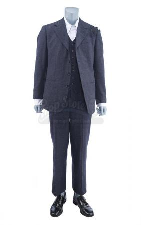 Lot #477 - Marvel's Agents of S.H.I.E.L.D. - Phil Coulson's Battle-Damaged 1930s Costume