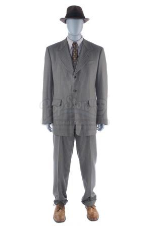 Lot #478 - Marvel's Agents of S.H.I.E.L.D. - Alphonso 'Mack' Mackenzie's 1930s Costume