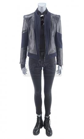 Lot #494 - Marvel's Agents of S.H.I.E.L.D. - Melinda May's Season 7 Costume