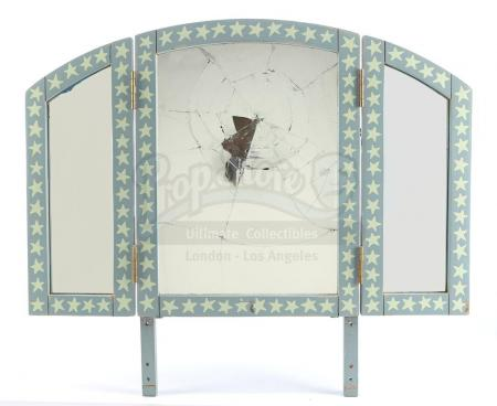 Lot # 15: THE HAUNTING OF HILL HOUSE - Poppy Hill's Vanity Mirror Shattered