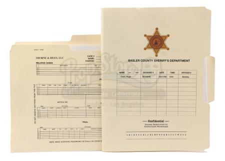 Lot # 82: THE HAUNTING OF HILL HOUSE - Hugh Crain's Police File and Lawyer's File