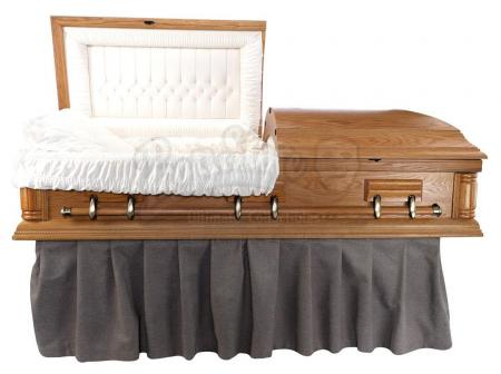Lot # 84: THE HAUNTING OF HILL HOUSE - Nell's Casket