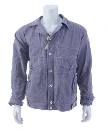 Lot # 97: THE HAUNTING OF BLY MANOR - Owen's Denim Jacket and Glasses