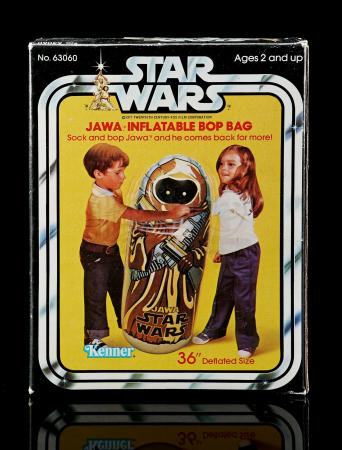 Lot # 1 - Jawa Inflatable Bop Bag - Sealed [Kazanjian Collection]