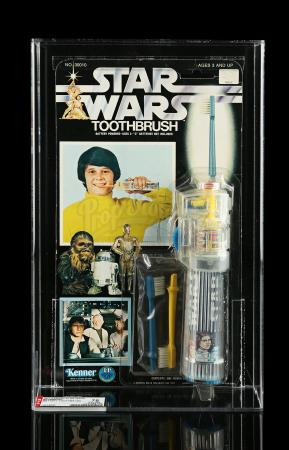 Lot # 5 - Battery Powered Toothbrush AFA 75