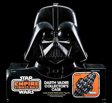 Lot # 21 - Darth Vader Collector's Case