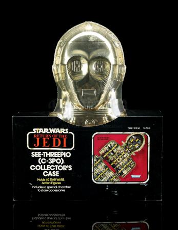 Lot # 22 - See Threepio (C-3PO) Collector's Case - Sealed