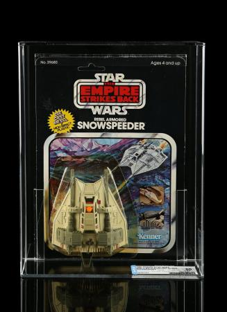 Lot # 29 - Diecast Rebel Armored Snowspeeder ESB11A DCA 60Y