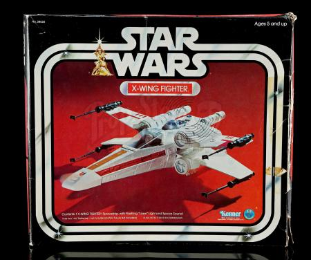 Lot # 32 - X-Wing Fighter