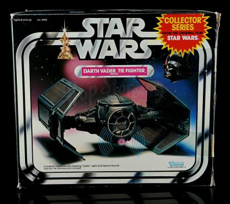 Lot # 34 - Darth Vader TIE Fighter - Unused