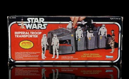 Lot # 35 - Imperial Troop Transporter Vehicle - Sealed [Kazanjian Collection]