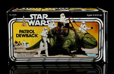 Lot # 36 - Patrol Dewback - Unused