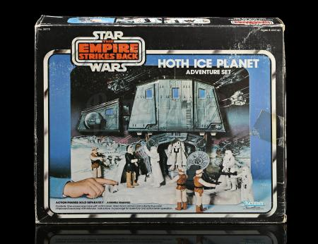 Lot # 40 - Hoth Ice Planet Adventure Set - Unused