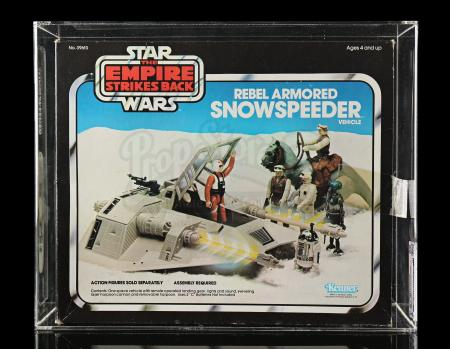 Lot # 46 - Rebel Armored Snowspeeder Vehicle CAS 80