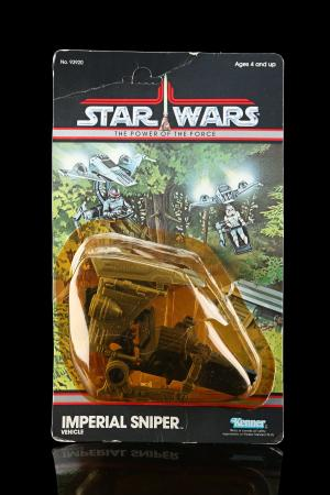 Lot # 52 - Imperial Sniper Vehicle POTF [Kazanjian Collection]