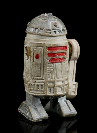 Lot # 58 - R2-D2 Loose Dutch Bootleg