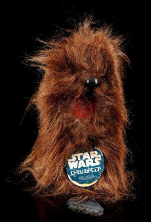 Lot # 61 - Canadian Chewbacca Hand Puppet [Kazanjian Collection]
