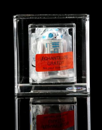 Lot # 81 - R2-D2 (With Sensorscope) In Meccano Baggie CAS 85+