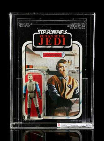 Lot # 91 - Palitoy General Madine ROTJ65C CAS 85Y
