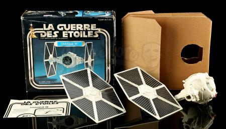 Lot # 103 - Meccano TIE Fighter
