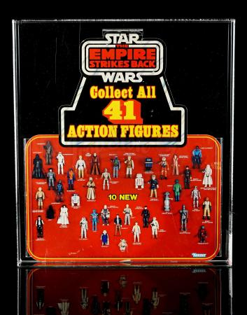 Lot # 114 - ESB Bell Display AFA 70