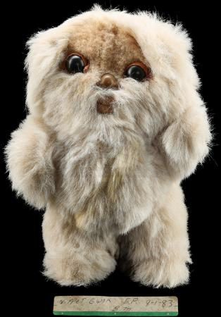 Lot # 146 - Nippet Ewok Plush Toy Prototype
