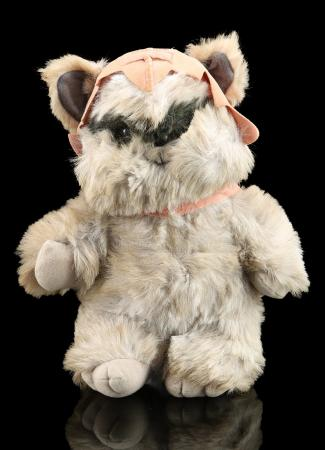 Lot # 147 - Princess Kneesaa The Ewok Plush Toy Prototype With Spare Cape