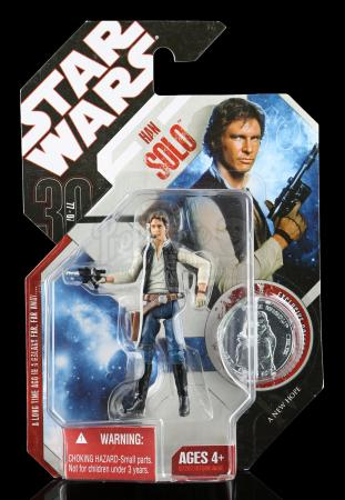 Lot # 173 - Han Solo Mock-Up Prototype
