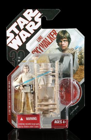 Lot # 175 - Luke Skywalker Mock-Up Prototype