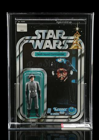 Lot # 189 - Death Squad Commander SW12C AFA 90