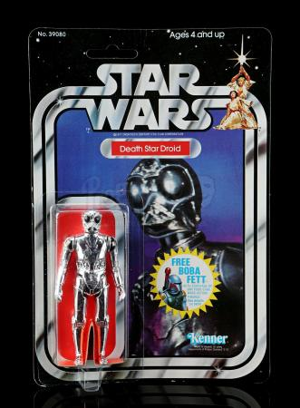Lot # 195 - Death Star Droid SW20G