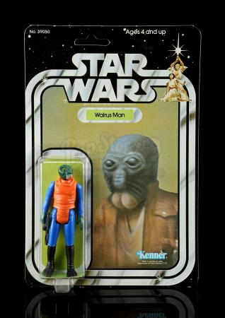 Lot # 196 - Walrus Man SW21B
