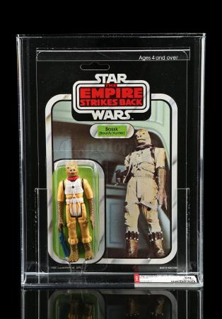 Lot # 220 - German Bossk ESB45 AFA 90 [Toy Toni]