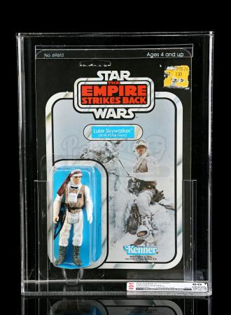 Lot # 224 - Luke Skywalker (Hoth Battle Gear) ESB48A CAS 80