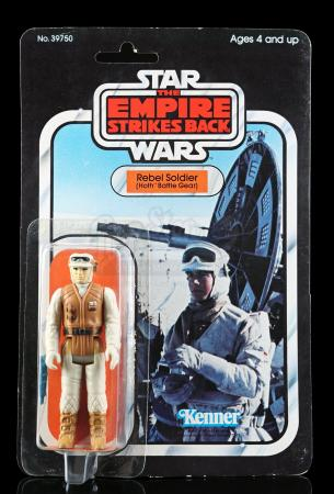 Lot # 226 - Rebel Soldier (Hoth Battle Gear) ESB31B