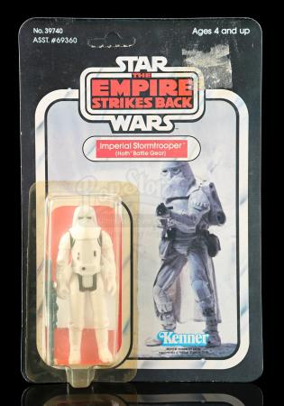 Lot # 230 - Imperial Stormtrooper (Hoth Battle Gear) ESB41C