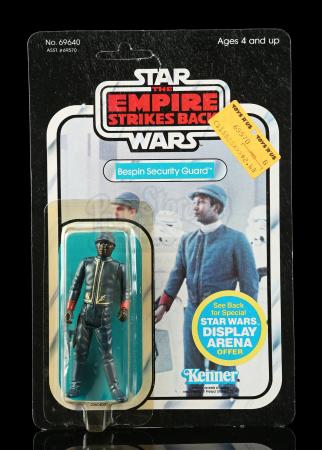 Lot # 232 - Bespin Security Guard (Black) ESB45A