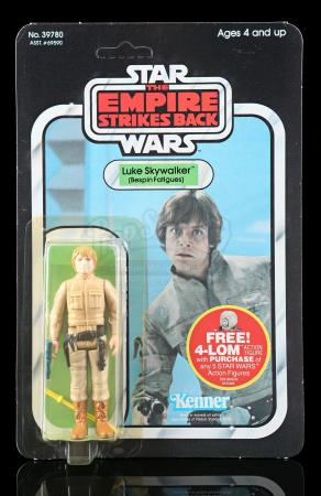 Lot # 233 - Luke Skywalker (Bespin Fatigues) ESB47