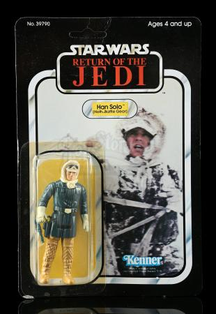 Lot # 263 - Han Solo (Hoth Battle Gear) ROTJ77A