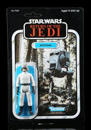 Lot # 281 - AT-ST Driver ROTJ79A