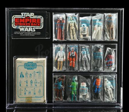 Lot # 309 - Sears 15 Piece Collectors Set CAS 75