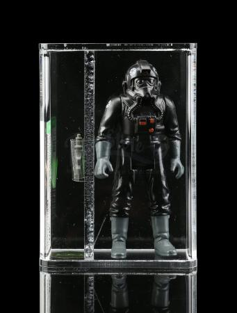 Lot # 358 - Loose TIE Fighter Pilot (No COO) AFA 90