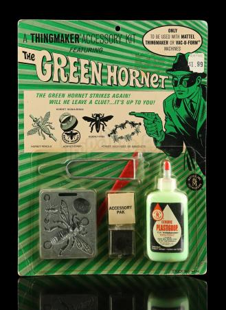Lot # 459 - Green Hornet Thingmaker - Unused