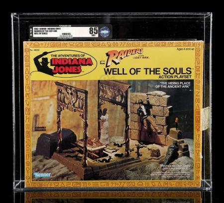 Lot # 466 - Well Of The Souls AFA 85 - Sealed