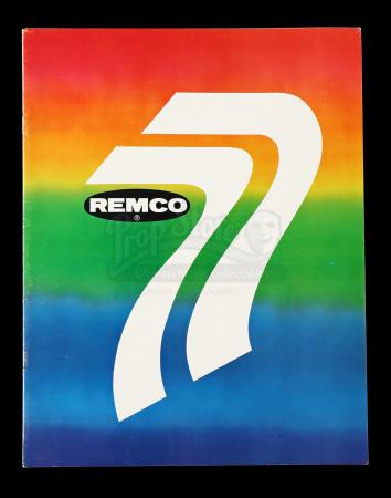 Lot # 519 - 1977 Remco Toy Catalog