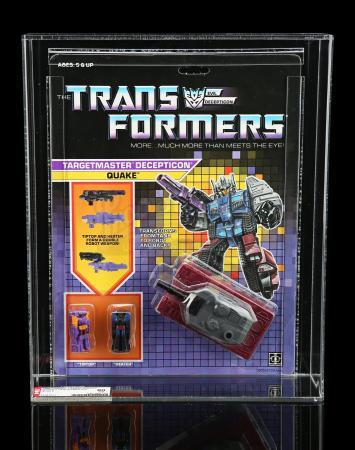 Lot # 600 - Quake Series 5 Targetmaster AFA 80